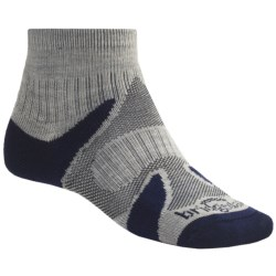 Bridgedale X-Hale Socks (For Men and Women) in Grey/Black