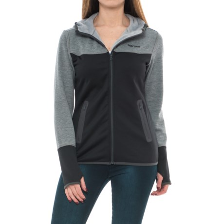 Image of Bridgeport Fleece Hoodie (For Women)