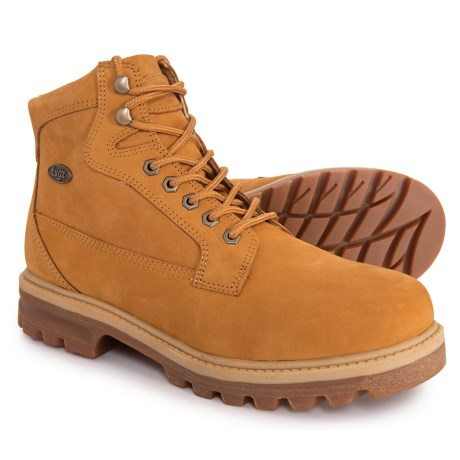 Image of Brigade Hi Boots - Insulated, Nubuck (For Men)
