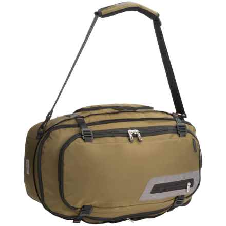 Briggs & Riley BRX Exchange Duffel Bag - Large in Green - Closeouts