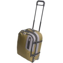 Briggs & Riley BRX Explore International Rolling Carry-On Suitcase in Green - Closeouts