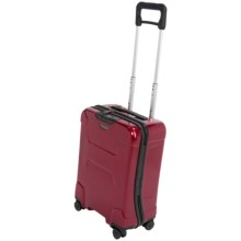 Briggs & Riley International Carry-On Spinner Suitcase in Ruby - Closeouts