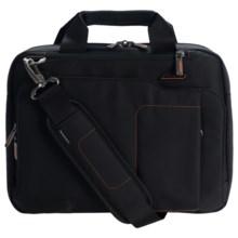 Briggs & Riley Speedy Mini Briefcase in Black - Closeouts
