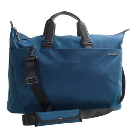 Briggs & Riley Sympatico Weekender Duffel Bag in Marine Blue - Closeouts