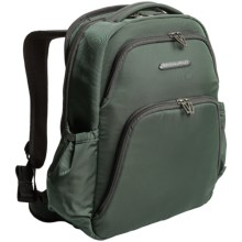 Briggs & Riley Transcend Backpack in Hunter Green - Closeouts