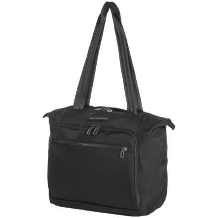 Briggs & Riley Transcend Shopping Tote Bag in Black - Closeouts