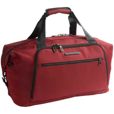Briggs & Riley Transcend Weekender Shoulder Bag in Crimson - Closeouts