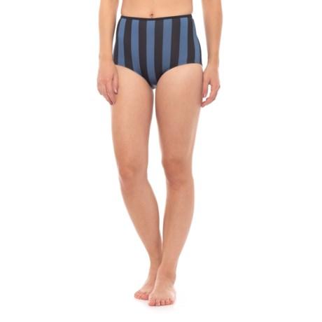 Image of Brigitte High-Waist Bikini Bottoms (For Women)