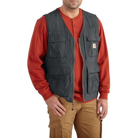 Image of Briscoe Vest (For Tall Men)