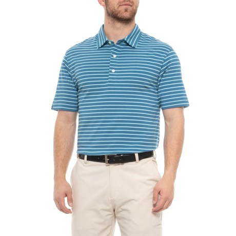 Image of Bristol Natural Hand Polo Shirt - Short Sleeve (For Men)