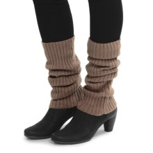 Brodie Cashmere Leg Warmers (For Women) in Natural - Closeouts