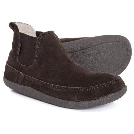 Image of Bromio Slippers - Suede (For Men)