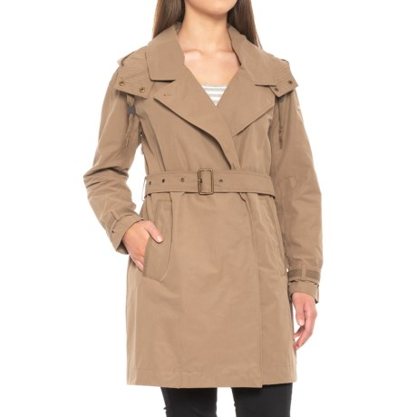 Image of Brooke Trench Coat (For Women)