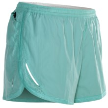 Brooks 2012 HVAC Synergy Shorts (For Women) in Tropic - Closeouts