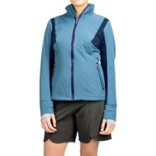 Brooks Adapt Jacket (For Women) in Aurora/Mightnight - Closeouts