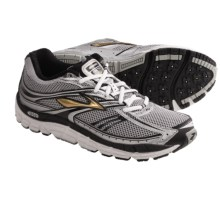 Brooks Addiction 10 Running Shoes (For Men) in Silver/Black/Metallic Gold - Closeouts