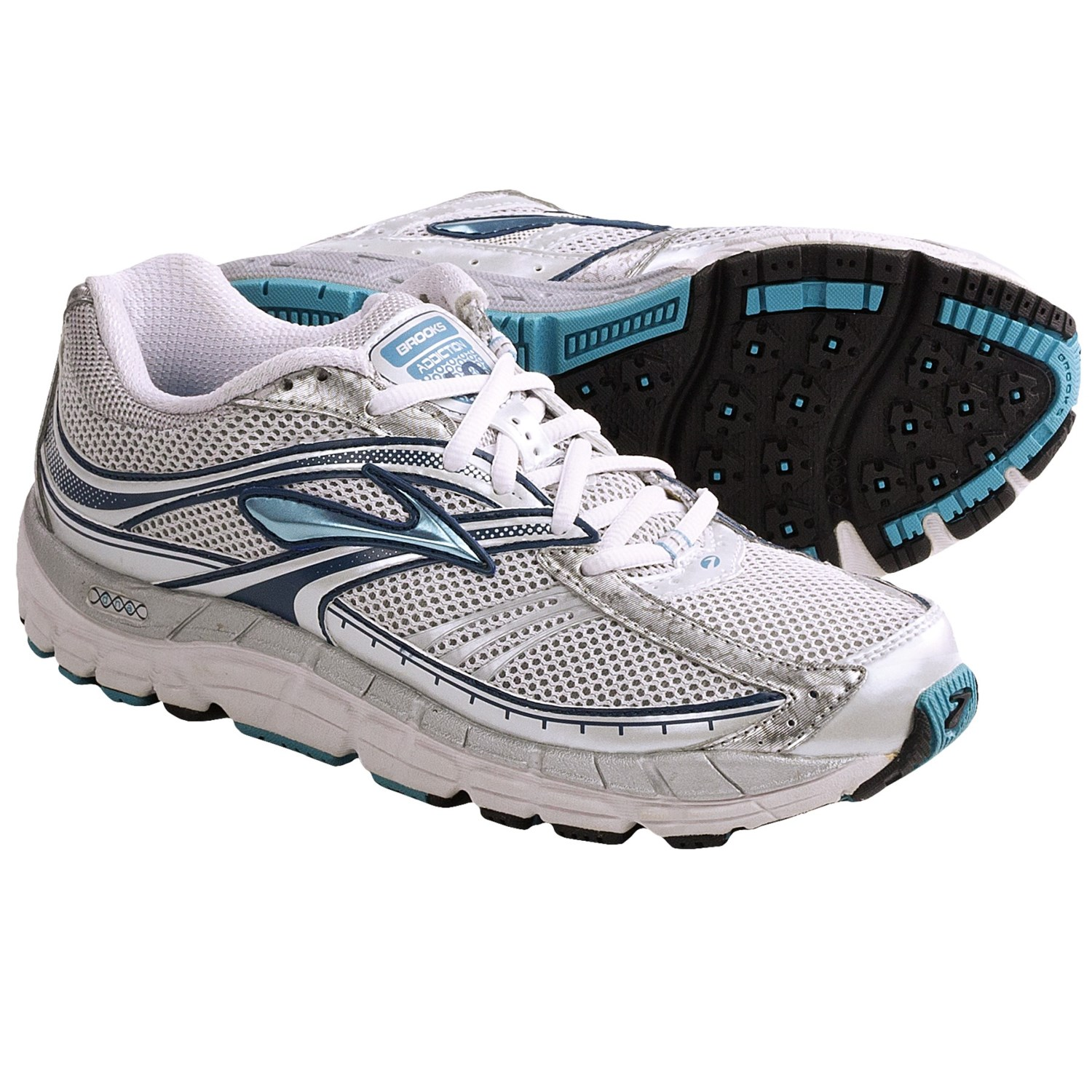 Brooks Addiction  Ladies Running Shoes