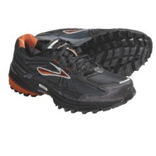 Brooks Adrenaline ASR Gore-Tex® Trail Running Shoes - Waterproof (For Men) in Cherry Tomato/Black/Silver/Shadow - Closeouts