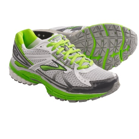 Brooks Adrenaline GTS 13 Running Shoes (For Women) in Dark Denim/White/Bachelor Button/Silver