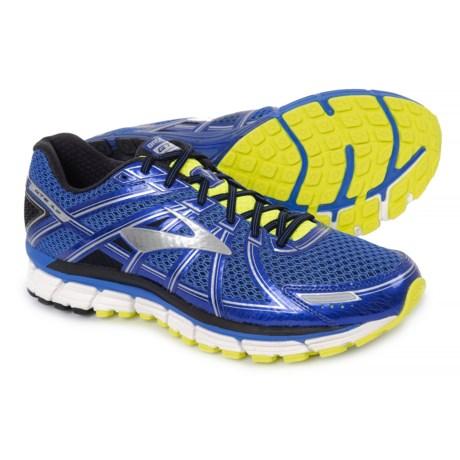 Brooks Adrenaline GTS 17 Running Shoes (For Men) in Electric Brooks Blue/Black/Nightlife
