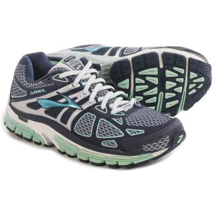 Brooks Ariel 14 Running Shoes (For Women) in Breeze/Midnight/Silver - Closeouts