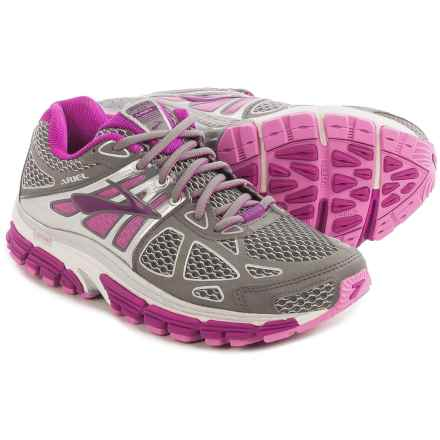 Brooks Ariel 14 Running Shoes (For Women) in Smoked Pearl/Hollyhock/Violet - Closeouts