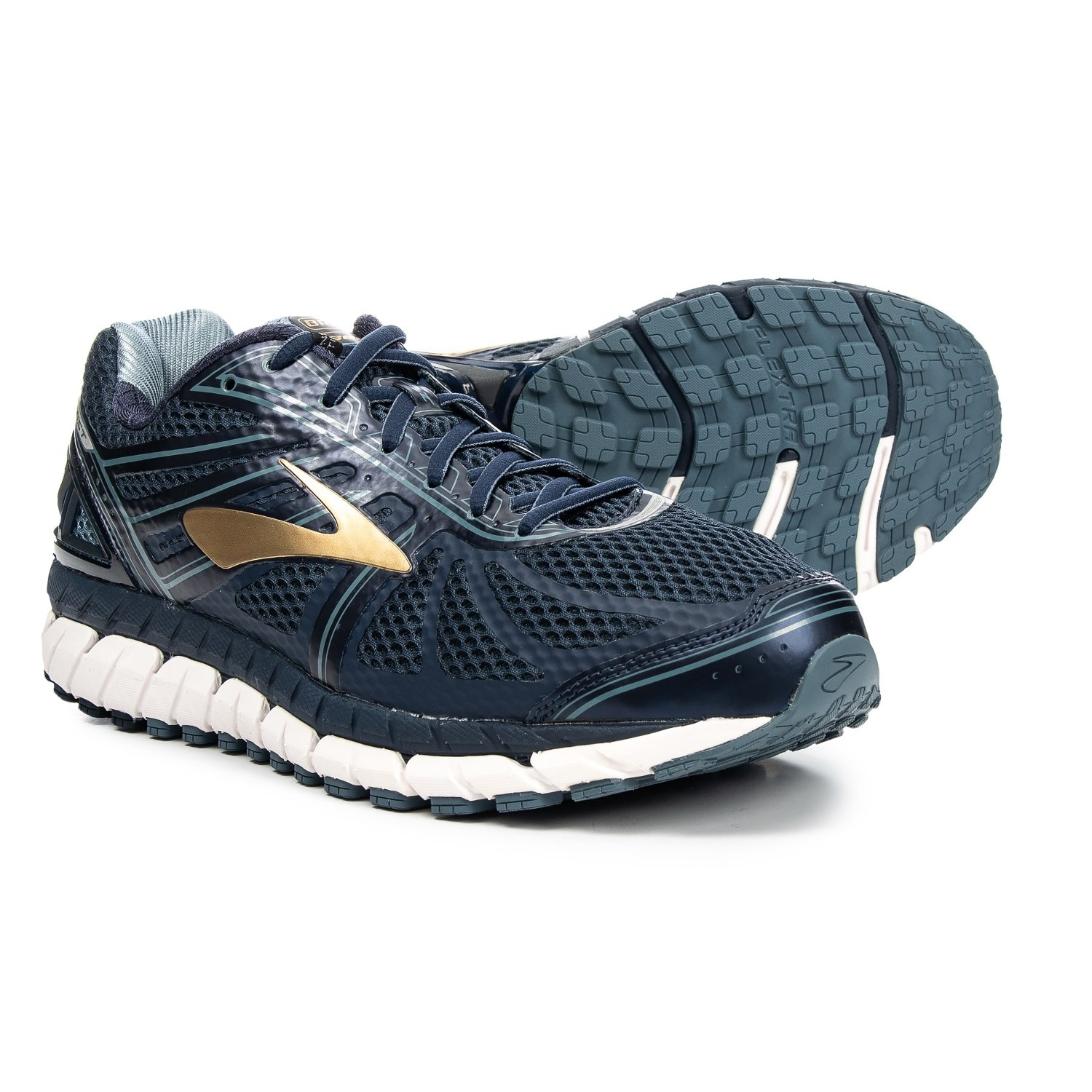e6986b3be9a Brooks beast running shoes for men in peacoat navy china blue gold jpg  1500x1500 Brooks beast