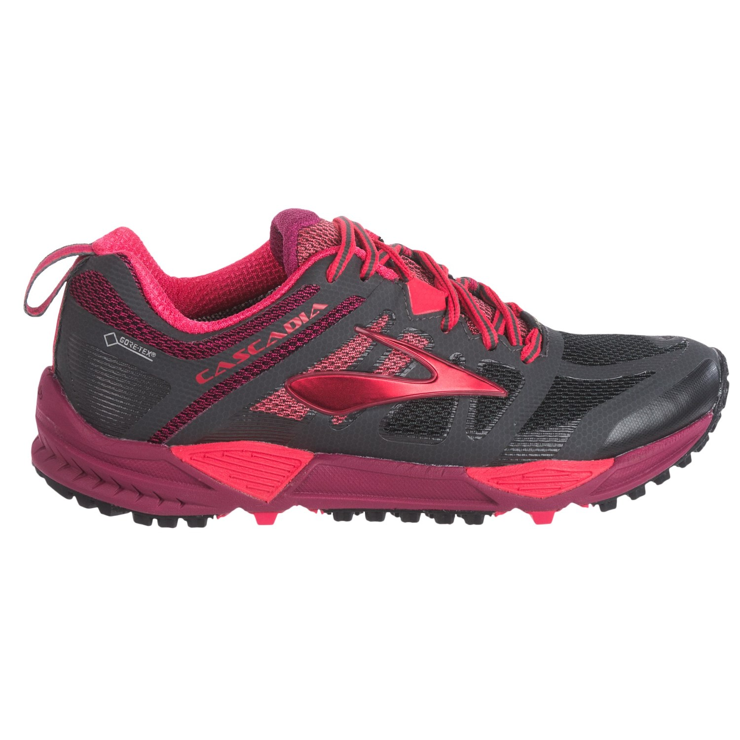 Brooks Waterproof Trail Running Shoes