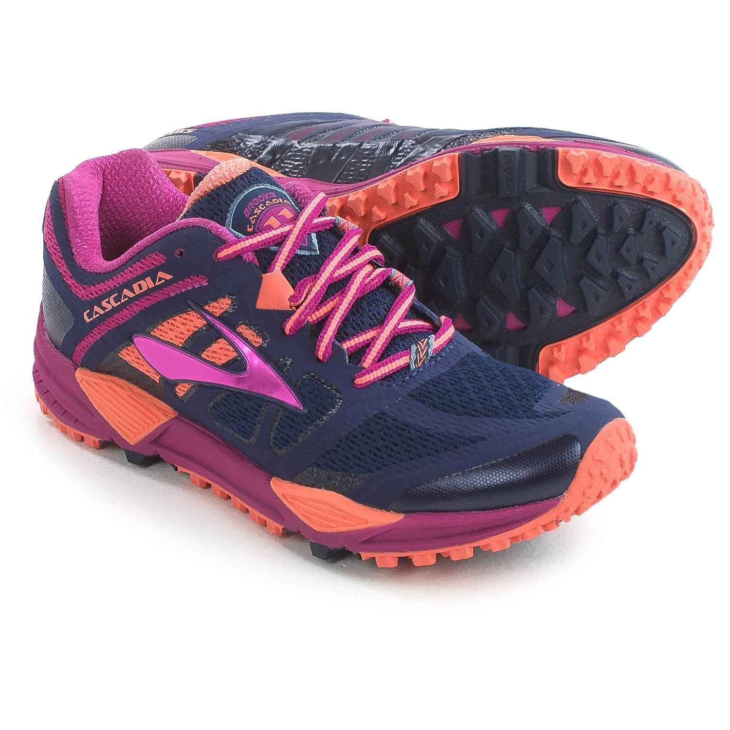Brooks Cascadia 11 Trail Running Shoes For Women