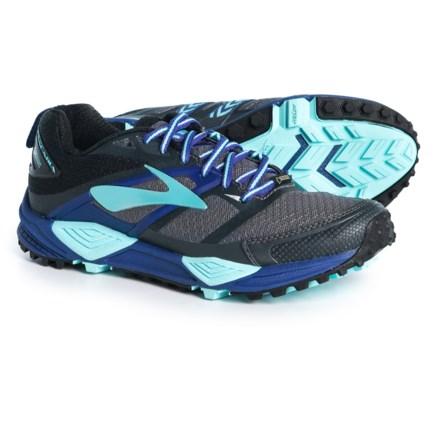 babb4620505 Brooks Cascadia 12 Gore-Tex® Trail Running Shoes - Waterproof (For Women)