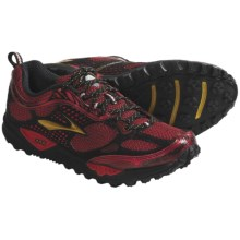 Brooks Cascadia 6 Trail Running Shoes (For Men) in Slam/Varsity Maize/Black/Silver - Closeouts