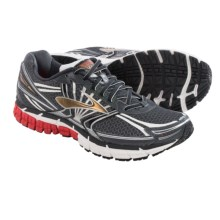 Brooks Defyance 8 Running Shoes (For Men) in Anthracite/Ribbon Red/Black - Closeouts