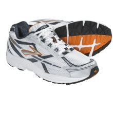 Brooks Dyad 5 Running Shoes (For Men) in Pearl White/Silver/Pistol/Black/Orangine - Closeouts