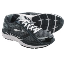 Brooks Dyad 7 Running Shoes (For Men) in Black/Silver/Pavement/White - Closeouts
