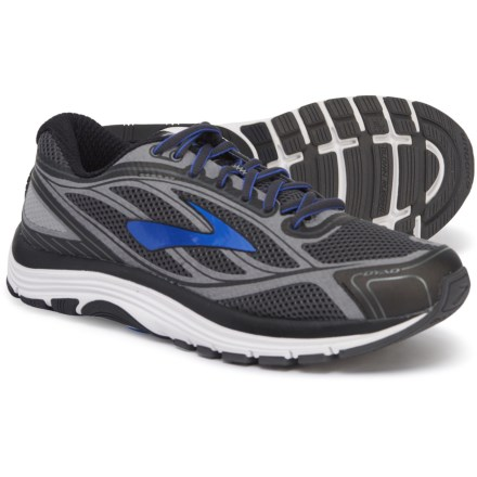 817579e9554e4 Brooks Dyad 9 Running Shoes (For Men) in Asphalt Electric Brooks Blue