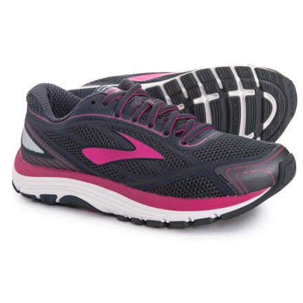 bb386571fcff2 Brooks Dyad 9 Running Shoes (For Women) in Ombre Blue Festival Fuchsia