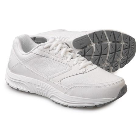 Brooks Dyad Walker Walking Shoes - Leather (For Women)