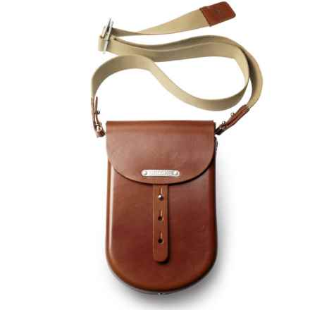 Brooks England LTD. B2 Moulded Saddle Bag - Medium in Antique Brown - Closeouts