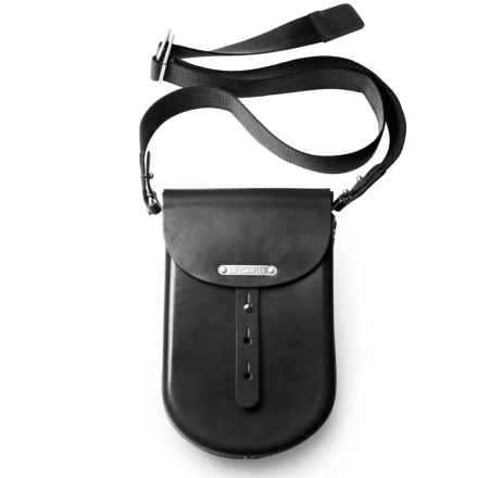 Brooks England LTD. B2 Moulded Saddle Bag - Medium in Black - Closeouts