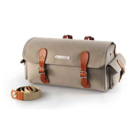 Brooks England LTD. Glenbrook Saddle Bag in Dove/Honey - Closeouts