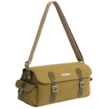 Brooks England LTD. Glenbrook Saddle Bag in Green/Olive - Closeouts