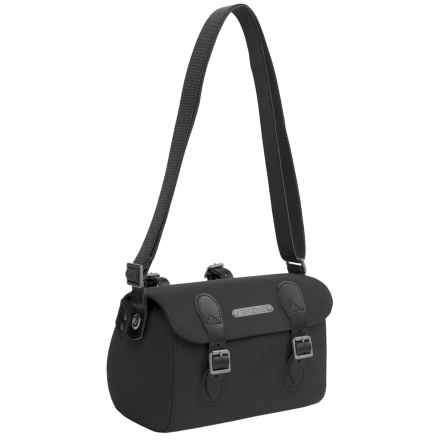 Brooks England LTD. Millbrook Saddle Bag - Small in Black/Black - Closeouts