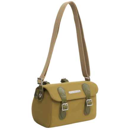 Brooks England LTD. Millbrook Saddle Bag - Small in Green/Olive - Closeouts