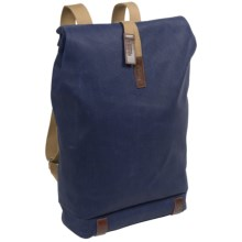 Brooks England LTD. Pickwick Backpack - 24L in Blue/Chaco - Closeouts