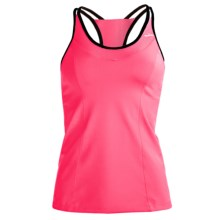 Brooks Epiphany II Support Tank Top - Built-In High-Impact Sports Bra (For Women) in Rouge - Closeouts