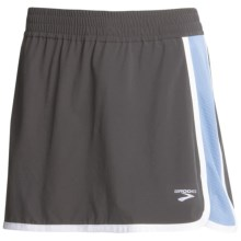 Brooks Epiphany Skort (For Women) in Slate/Powder - Closeouts