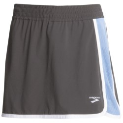 Brooks Epiphany Skort (For Women) in Carrot/Tropic