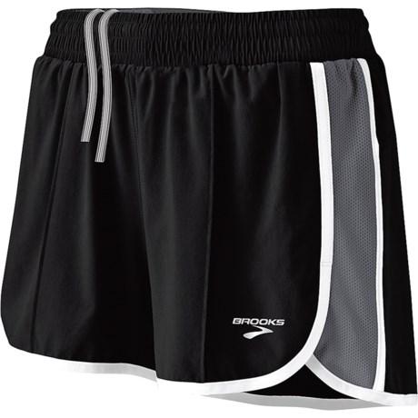 Brooks Epiphany Stretch II Running Shorts (For Women)