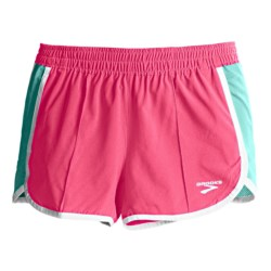 Brooks Epiphany Stretch II Running Shorts (For Women) in Black/Neptune