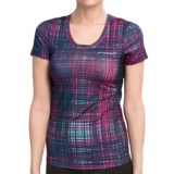 Brooks Equilibrium Shirt - Short Sleeve (For Women)